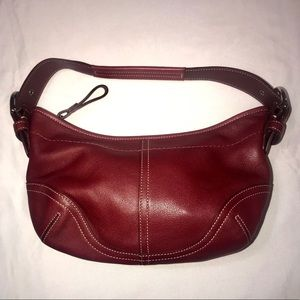 🔥 Red COACH Bag NWOT